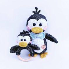 Crochet Ring Patterns, Crochet Doll Pattern, Crochet Patterns Amigurumi, Crochet Dolls, Baby Patterns, Doll Patterns, Crochet Baby Toys, Crochet Animals, Diy Crochet