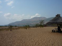 Chitimba Beach Camp, Malawi Beach Camping, Campsite, Lodges, African, Cottage, Adventure, Mountains, Places, Travel