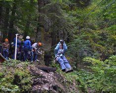 Tiroliana de la 7 Scări, închisă pe termen nedeterminat