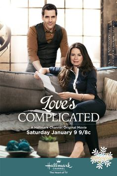 """Its a Wonderful Movie - Your Guide to Family Movies on TV: Hallmark Channel Movie """"Love's Complicated"""""""