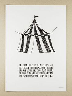 Muumuru | Prent Circus