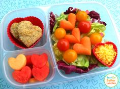 This is by far the coolest blog for kids (and hey, adults too!) boxed lunches! Bento style! Check it out!