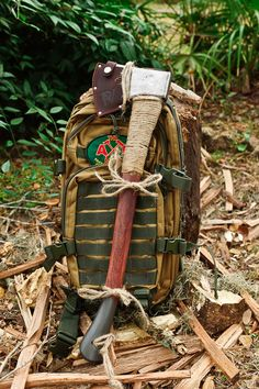 Old plumb super scout ready for adventure.