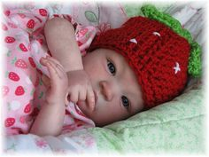 Adorable Reborn Aleina Peterson Shyann by TinySproutsReborns