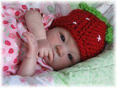 Adorable Reborn Aleina Peterson Shyann by TinySproutsReborns