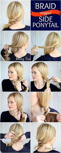 braid-wrapped-ponytail-hair-missy-sue-blog
