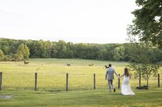 Wedding Day - Farm Wedding on twinendbraids.com  wedding inspo//farm wedding//spring wedding