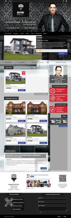 Jonathan Jolicoeur - courtier immobilier #REMAX #Aliquando #immobilier #vendre #acheter #maison #habitation http://jonathanjolicoeur.com/