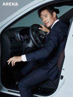 Oh Hyuk, actor Lee Byung Hun and others selected as 'Men of by 'Arena Homme Plus' Korean Men, Korean Actors, Lee Minh Ho, Lee Byung Hun, Sexy Asian Men, Netflix, Storm Shadow, Black Widow Marvel, Hyun Bin
