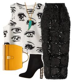 """""""Untitled #1045"""" by lauraafreedom ❤ liked on Polyvore featuring Chicnova Fashion, Roksanda, Jules Smith, Florian London and Dolce&Gabbana"""