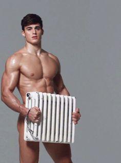 Muscle Hank's Men — theperksofbeinghomo: Whole lotta beefcake