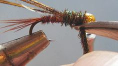 Fly Tying: pheasant tail