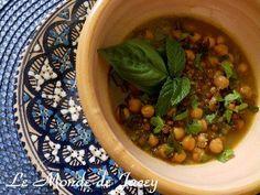 Arabische Spinatsuppe