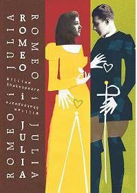 By Elzbieta Chojna (b.1948 in Warsaw, Poland), Romeo i Julia.