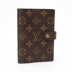Louis Vuitton Agenda PM Monogram Other Brown Canvas R20005