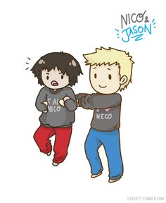 Nico and Jason