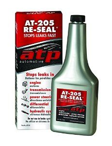 ATP AT-205 Re-Seal Stops Leaks, 8 Ounce Bottle by ATP Automotive 1,063 customer reviews | 111 answered questions List Price: $32.62 Price: $10.38 You Save: $22.24 (68%) Disc: Affiliate Link