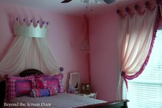 The #1 Thing Every Princess Needs In Her Bedroom | Beyond the Screen Door