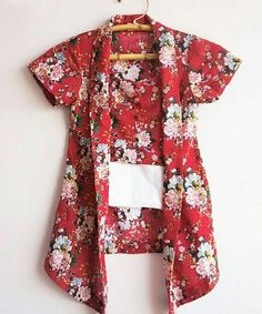 Batik Kebaya, Kimono Top, Button Down Shirt, Men Casual, Women's Fashion, Cute, Mens Tops, Shirts