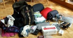 In emergency during an earthquake disaster, you need certain things to include in an earthquake kit. Buy those things in your case in emergency to protect you. Emergency Survival Kit, Survival Life, Survival Prepping, Survival Gear, Survival Skills, Outdoor Survival, Doomsday Survival, Survival Stuff, Wilderness Survival