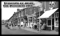 'Stanford-Le-Hope, The Pavement c.1955' f