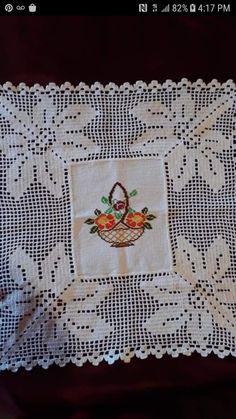 Crochet Edging Patterns, Crochet Borders, Crochet Doilies, Cross Stitch, Embroidery, Blanket, Crochet Dishcloths, Crochet Bedspread, Tricot