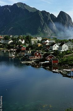 Reine ~ Lofoten, Norway