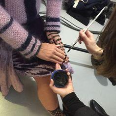 Morgan Taylor used at the Yana Chervinska Show Uk Nails, Morgan Taylor, Salon Services, Professional Nails, London Fashion, Salons, Manicure, Beauty, Nail Bar