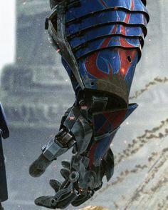 *grabs Optimus's hand*