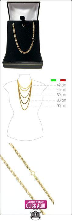 PRINS JEWELS Mujer Hombre  18 quilates (750)  oro amarillo 18 quilates (750)  ✿ Joyas para hombres especiales - lujo ✿ ▬► Ver oferta: https://comprar.io/goto/B01J1V4NPG
