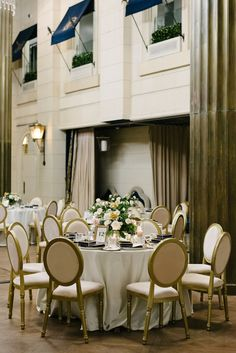 Dina & Christopher's timeless and sophisticated wedding at the Windsor Arms Hotel is nothing short of stunning. Mango Studios captures all the luxe details. Sophisticated Wedding, Luxe Wedding, Elegant Wedding, Windsor, Studios, Mango, Table Settings, Arms, Table Decorations
