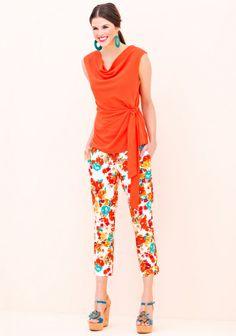 Housut ja toppi SK 5-6/14. Pajamas, Pajama Pants, Jumpsuit, Collie, Sewing, Dresses, Fashion, Tunics, Overalls