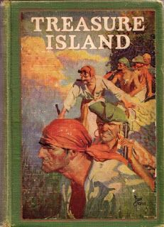 Little Blue School: Treasure Island Homeschool Seminar: Literary Lesso...