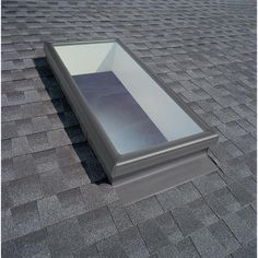 VELUX 22-1/2 in. x 46-1/2 in. Fixed Curb-Mount Skylight with Tempered Low-E3 Glass -  $184 at Home Depot. Let us know if we can find better deal and quality.