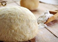 Mayasız Pizza Hamuru First of all this Unleavened Pizza Dough recipe is for 1 baking tray size. You can reduce or multiply the ingredients according to your wish. Pizza Ingredients, Vegetable Drinks, Healthy Eating Tips, Dough Recipe, Pizza Dough, Bread Baking, Tray Bakes, Bread Recipes, Hamburger