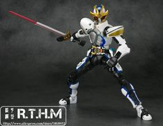 Bandai S.H.Figuarts Kamen Rider Kiva IXA $85 Free shipping from China to  most country