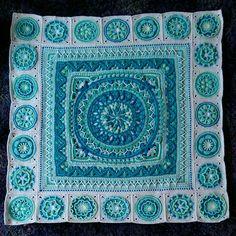 Ravelry: ealdous' Winter blanket