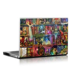 DecalGirl Universal Laptop skins feature vibrant full-color artwork that helps…