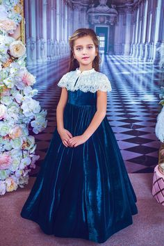 Home - Bibiona Girls Maxi Dresses, Stylish Dresses For Girls, Gowns For Girls, Frocks For Girls, Little Girl Dresses, Flower Girl Dresses, Girls Frock Design, Baby Dress Design, Baby Frocks Designs
