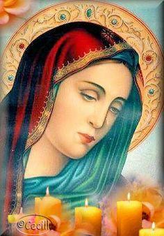 Imágenes de Cecill: Estampas de Nuestra Señora de Guadalupe