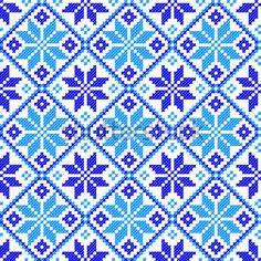 Crochet Border Stitch seamless embroidered good like handmade cross-stitch ethnic Ukraine pattern - Cross Stitch Borders, Cross Stitch Flowers, Cross Stitch Charts, Cross Stitch Designs, Cross Stitching, Cross Stitch Patterns, Folk Embroidery, Cross Stitch Embroidery, Embroidery Patterns