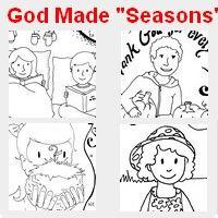Christian Coloring Pages For Kids Seasons Holidays Back To School God Bless