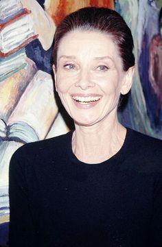 Rare Audrey Hepburn - 1991