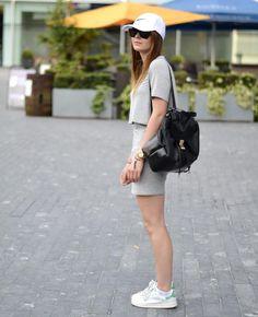 #itslilylocket #fblogger #streetstyle #nike #stansmith #minimalism #baseballcap #lucymason Stan Smith, Just Do It, Baseball Cap, Panama Hat, Personal Style, Lily, Street Style, Hats, Fitness