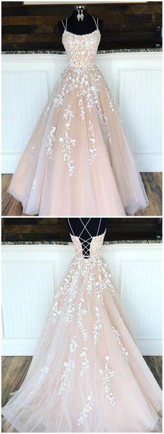 Custom made tulle lace long prom dress evening dress Customized service . - Custom made tulle lace long prom dress evening dress Customized service Custom made tulle - Pretty Prom Dresses, Tulle Prom Dress, Wedding Dresses, Tulle Lace, Elegant Dresses, Sexy Dresses, Cheap Prom Dresses, Backless Dresses, A Line Prom Dresses