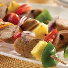 Sweet Apple Chicken Sausage Kabobs - Allrecipes.com