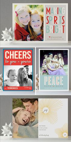 minted photo cards