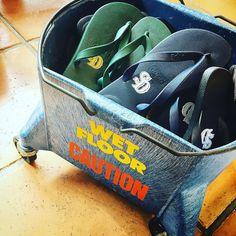 SD Custom Dupe Beach Sandal #standardcalifornia #スタンダードカリフォルニア #dupe #beachsandal