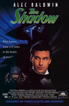the shadow movie poster - Google Search