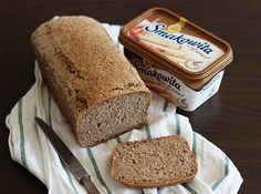 prosty chleb orkiszowy na zakwasie   Smakowity chleb Recipies, Bread, Cook, Fit, Recipes, Breads, Bakeries, Cooking Recipes